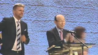 getlinkyoutube.com-Dr. Yonggi Cho: 'Know your identity in Christ!'