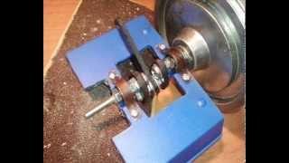 getlinkyoutube.com-Making of Homemade linear electric motor
