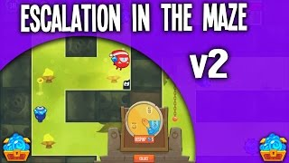 getlinkyoutube.com-ESCALATION IN THE MAZE! #2 | King of Thieves