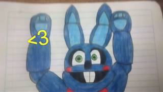 getlinkyoutube.com-DIBUJOS DE FNAF SISTER LOCATION | RakuraiDuarte
