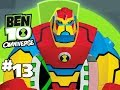 BEN 10 Omniverse Gameplay Walkthrough - Part 13 (HD With Blitzwinger)