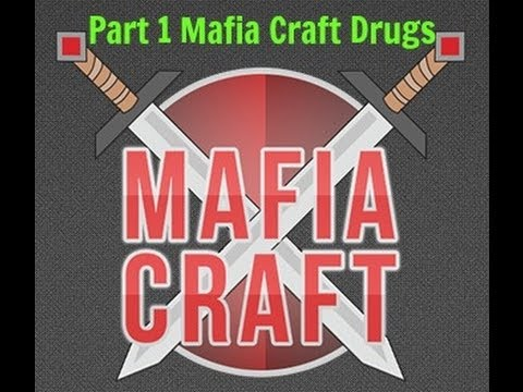 Mafia Craft Drugs Part 1 W/Friends