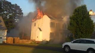 getlinkyoutube.com-Highlander Place Fire