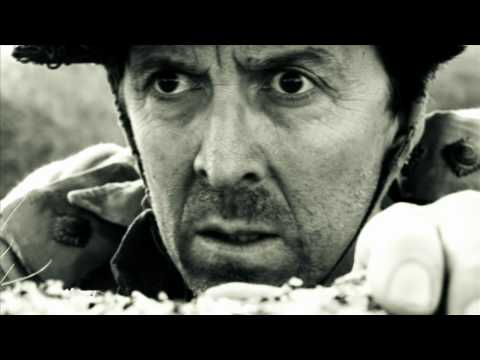 ww2 short film  canon 550d magic bullet mojo war look  black and white HD