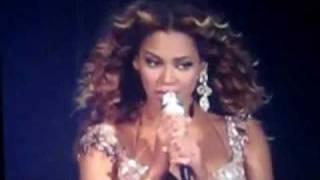 Beyonce I Am Tour Best Vocal Runs (Part 1)