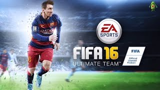 getlinkyoutube.com-FIFA 16 Ultimate Team Android Gameplay HD