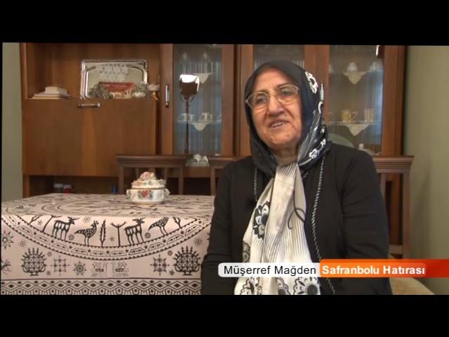 Safranbolu Hatırası - Müşerref Mağden