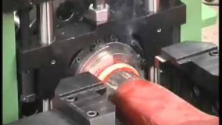 getlinkyoutube.com-Thompson Friction Welding - Truck Axle Friction Welding Machines
