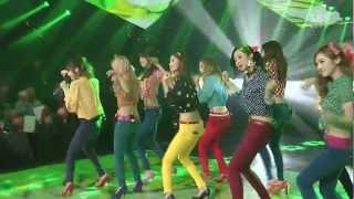 getlinkyoutube.com-SNSD - Dancing Queen (Jan 6, 2013)