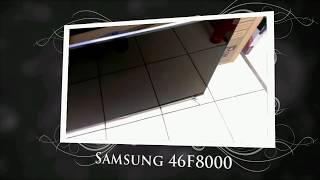 getlinkyoutube.com-Unboxing Samsung 46f8000 - abriendo modelo 2013