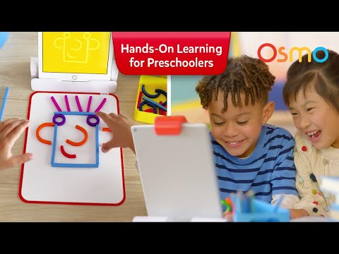 Osmo Genius Starter Kit for iPad - Ages 6-10 (Osmo Base Included)