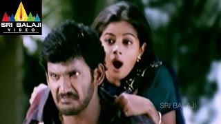 Bhayya Movie Chasing Scene   Vishal, Priyamani   Sri Balaji Video