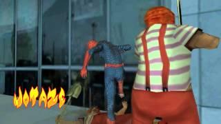getlinkyoutube.com-GTA San Andreas The Amazing Spiderman CAPITULO 7
