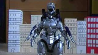 getlinkyoutube.com-Bandai Chogokin Kiryu 2002 Toy Review