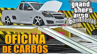getlinkyoutube.com-Oficina de Carros Rebaixados - GTA Multiplayer