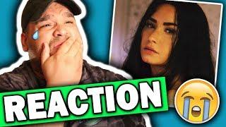 Demi Lovato   Sober [REACTION]