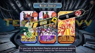 Mutants Super- Heroes [Mutants: Genetic Gladiators]