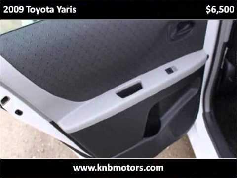 2009 Toyota Yaris Used Cars Elmhurst IL