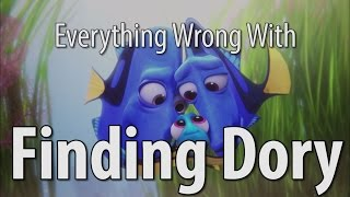 getlinkyoutube.com-Everything Wrong With Finding Dory In 16 Minutes Or Less
