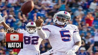 getlinkyoutube.com-Tyrod Taylor Highlights 2015