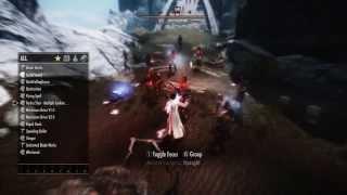 getlinkyoutube.com-Skyrim Mods PC - elysees blade skills & powers