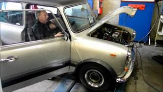 getlinkyoutube.com-mini 1098 fast road engine with straight cut drops rolling road tune