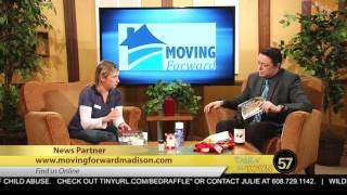 Talk of the Town | Marianne Gariti | Moving Forward | 3/15/16