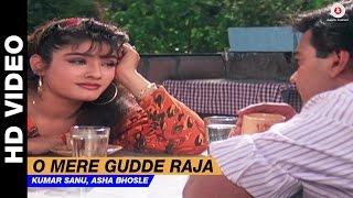 O Mere Gudde Raja - Divya Shakti | Kumar Sanu, Asha Bhosle | Ajay Devgan & Raveena Tandon