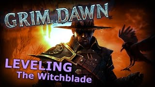getlinkyoutube.com-Grim Dawn - Leveling a Witchblade 07 - The Blood Grove and Darkvale