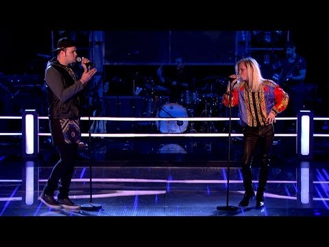 Chris Royal Vs Jamie Lovatt - Exclusive episode 9 preview: The Voice UK 2014 - BBC One