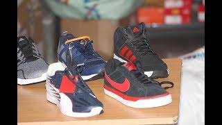 BRANDED ORIGINAL SHOES AT CHEAPEST PRICE || 2018 || vlog