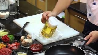 getlinkyoutube.com-[BOGASARI] Membuat Pizza Bersama Chef Yoko