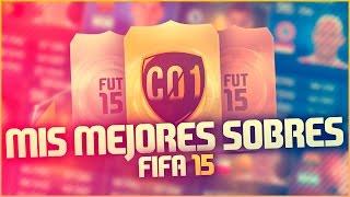 MIS 10 MEJORES SOBRES EN FIFA | CACHO01