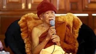 getlinkyoutube.com-งานอายุวัฒนมงคลหลวงปู่ประสาร สุมโน ๘๗ปี ๖๕พรรษา วัดป่าหนองไคร้ จ.ยโสธร-พระมหาธีรนาถ 16/1/2560