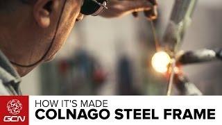 getlinkyoutube.com-How A Colnago Steel Frame Is Made