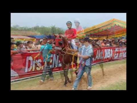 Pacuan Kuda Wisata Derby Bukittinggi, 30/31 Maret 2014