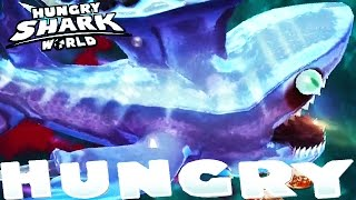 getlinkyoutube.com-Hungry Shark World - New Spike Stethacanthus SUPERSIZED