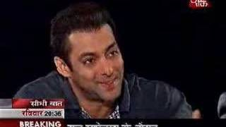 getlinkyoutube.com-sidhi baat with Salman Khan Part I