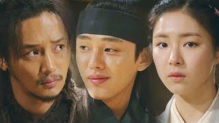 getlinkyoutube.com-《BEST》 Six Flying Dragons 육룡이 나르샤|변요한, 유아인 질투 EP23 201501221