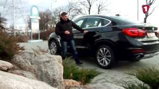 getlinkyoutube.com-Обзор BMW X6 2015