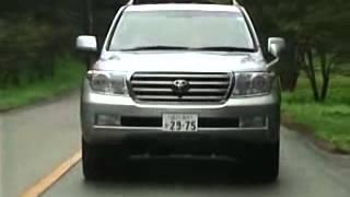 getlinkyoutube.com-クルツボ試乗 トヨタ ランドクルーザー
