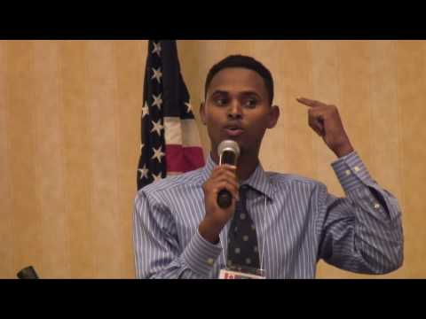 Day 1: The 1st Annual Somali Diaspora Youth Conference (PART 17)