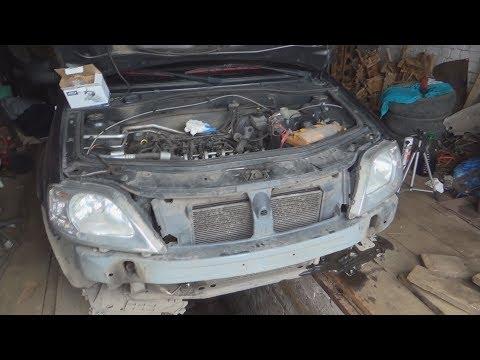 Расположение в Dacia Duster помпы