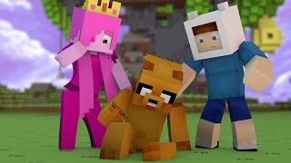 getlinkyoutube.com-Minecraft : O JAKE ESTA DOENTE !!  HORA DE AVENTURA MINECRAFT - Aventuras Com Mods #39