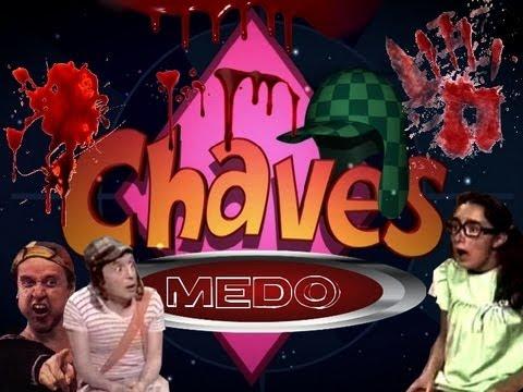 Texto Doido : Episódio Banido do Chaves