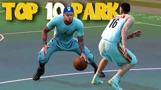 "getlinkyoutube.com-NBA 2K16 1st OFFICIAL TOP 10 ""MyPARK"" Plays Of The Week!"