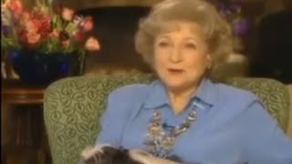 getlinkyoutube.com-Betty White 2000 Intimate Portrait