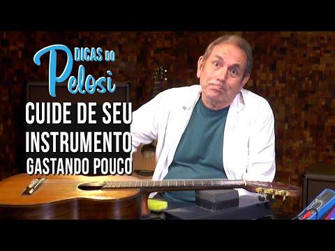 COMO CUIDAR DO SEU INSTRUMENTO GASTANDO POUCO - Dicas do Pelosi #8