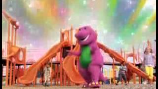 getlinkyoutube.com-Barney, Intro NUEVA barney y sus amigos