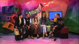 getlinkyoutube.com-MeleTOP - Temu Bual Bersama Sharnaaz Ahmad, Amyra Rosli, Hanis Zalikha dan Amar Baharin [11.11.2014]